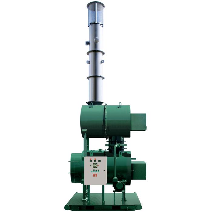Cyclonator Incinerator-CY14CA