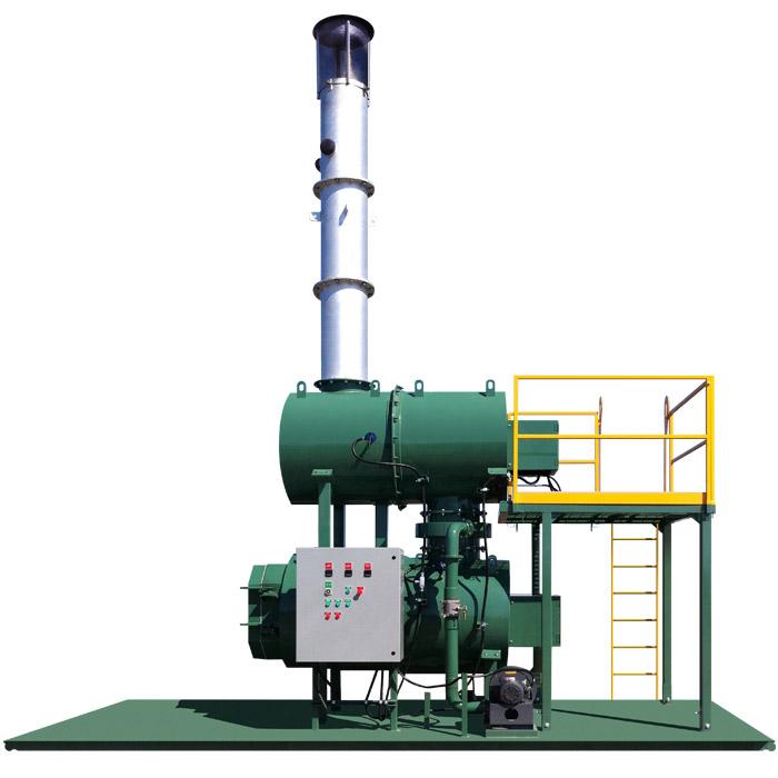 Cyclonator - Incinerator-CY20CA